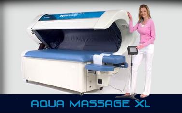 aquamassage machine